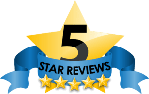5 star reviews logo - Omni Pro Clean